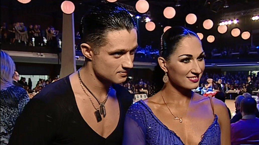 Tanec: M ČR v latinskoamerických tancích 2016