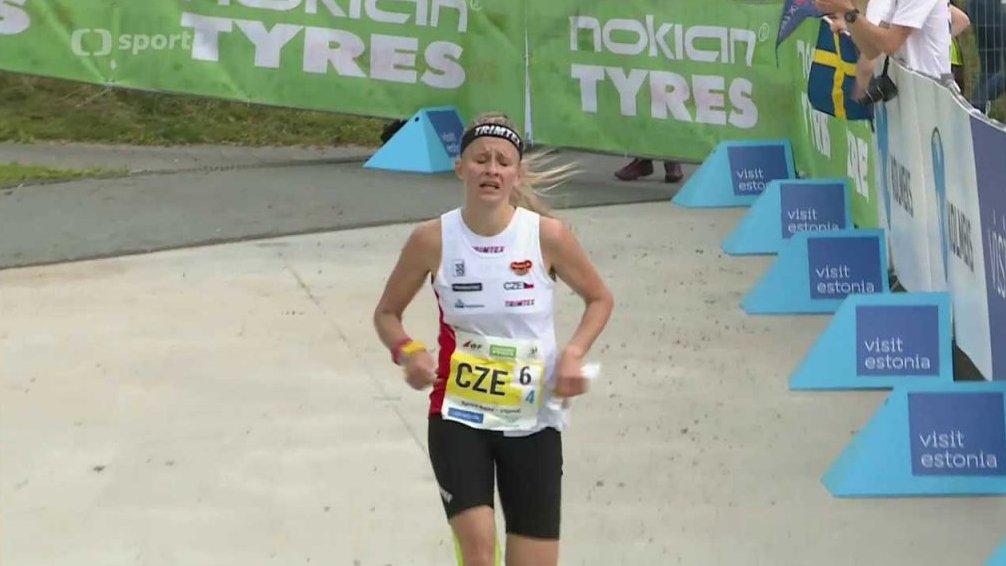 Sportovní běh a chůze: MS 2017 Estonsko