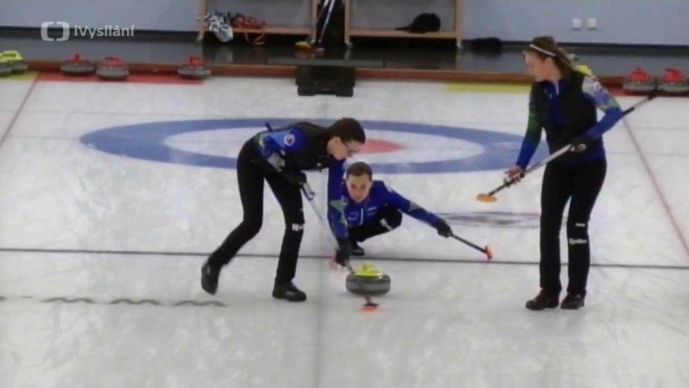 Curling: Finálový turnaj žen