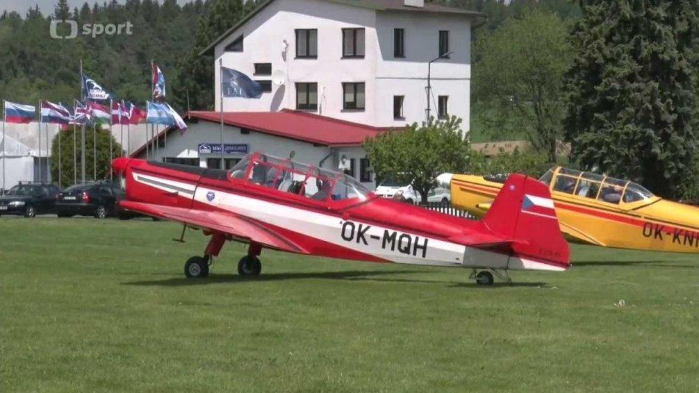 Letectví: MS v plachtění 2017 Česko