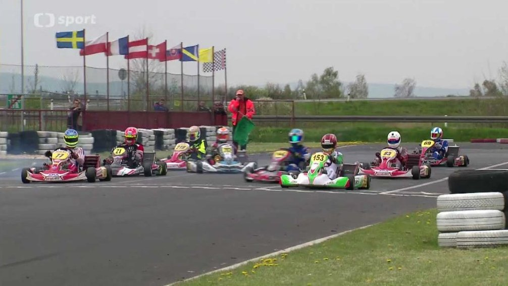Svět motorů: Sestřih sezony kartingových soutěží