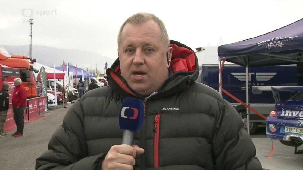 Svět motorů: Janča 36. Valašská Rally Valmez 2017