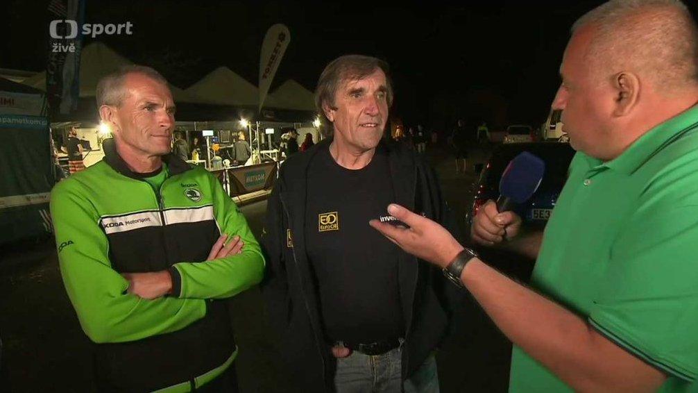 Svět motorů: 45. Rallye Český Krumlov 2017