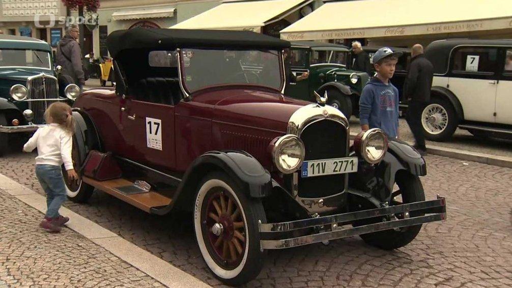 Svět motorů: Veterán rally Kutná Hora