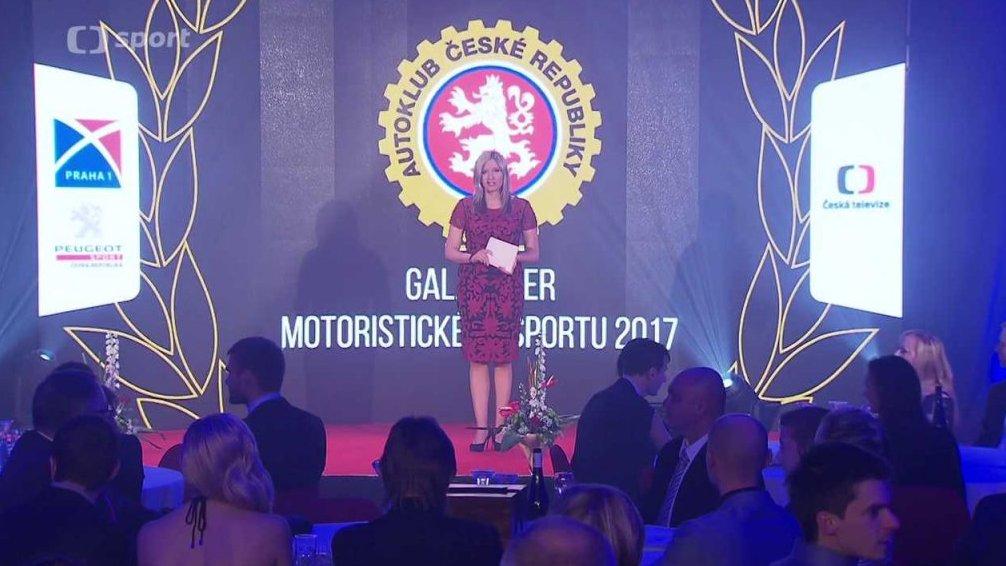 Svět motorů: Galavečer motoristického sportu 2017