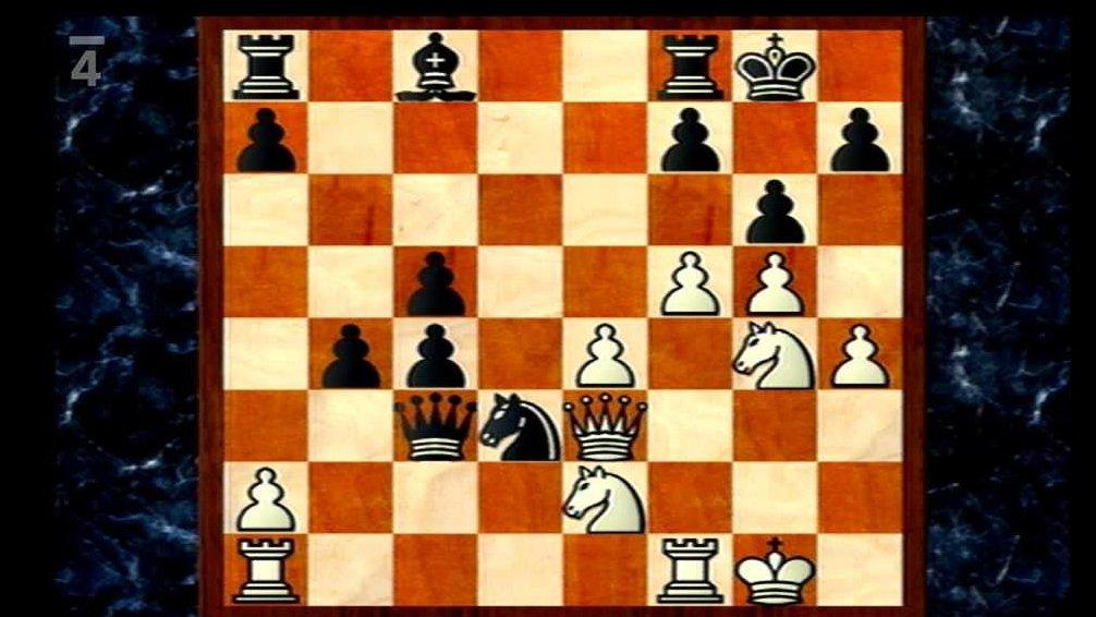 Šach: M ČR v šachu 2011