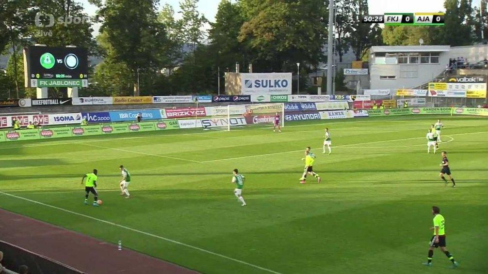 Evropska Liga Gallery: Evropská Liga UEFA: FK Jablonec