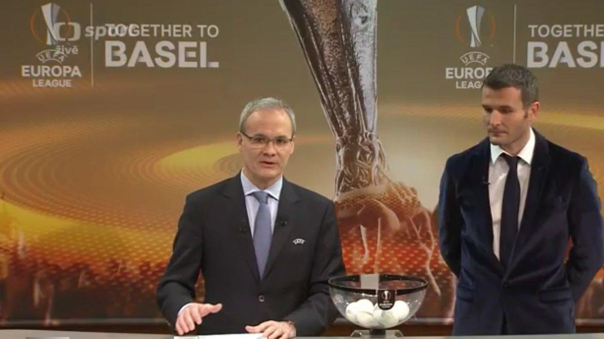 Los Evropské Ligy Twitter: Evropská Liga UEFA: Losování čtvrtfinálových Utkání