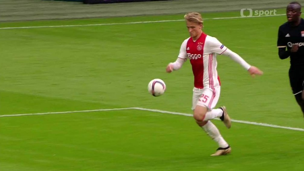 Evropska Liga Gallery: Evropská Liga UEFA: Ajax Amsterodam