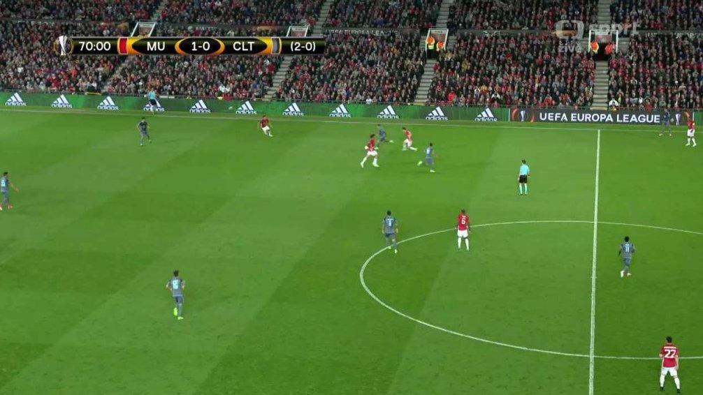 Evropska Liga Gallery: Evropská Liga UEFA: Manchester United