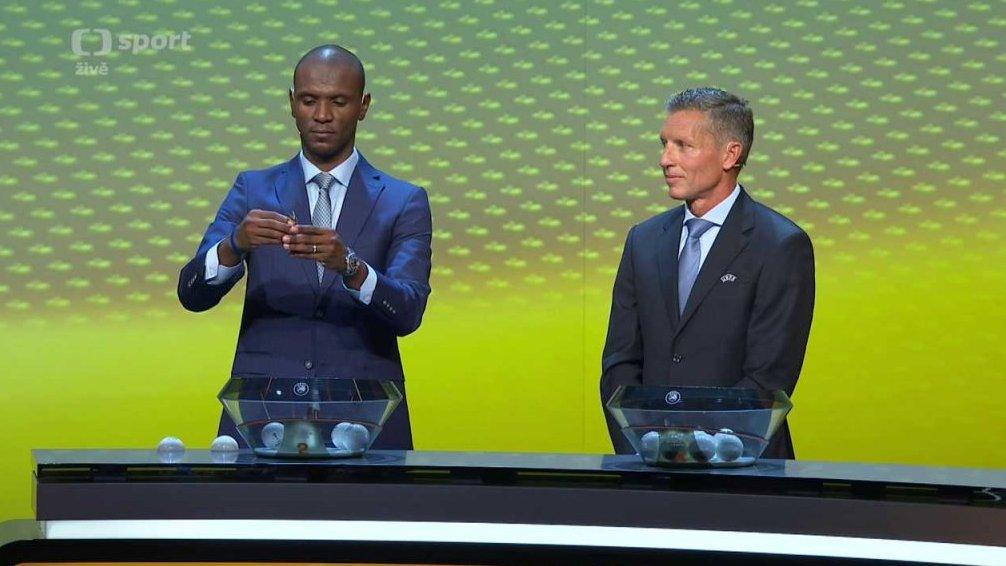 Losování Evropské Ligy Gallery: Evropská Liga UEFA: Los Evropské Ligy UEFA