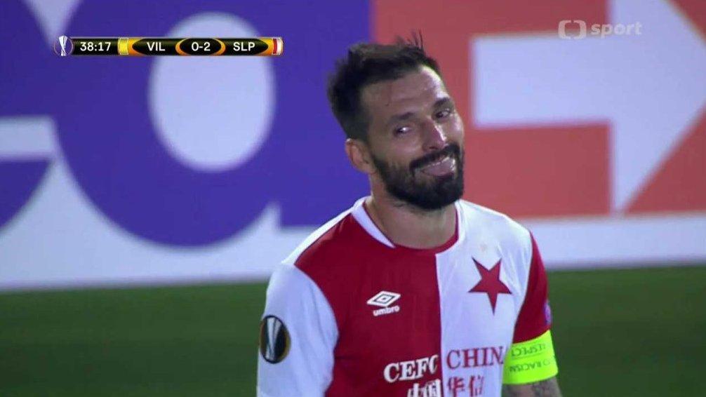 Slavia Praha Hd: Evropská Liga UEFA: FC Villarreal