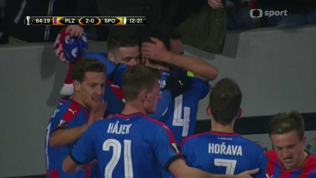 Evropska Liga Gallery: Evropská Liga UEFA: Sestřih Z Dalších Utkání Hracího Dne