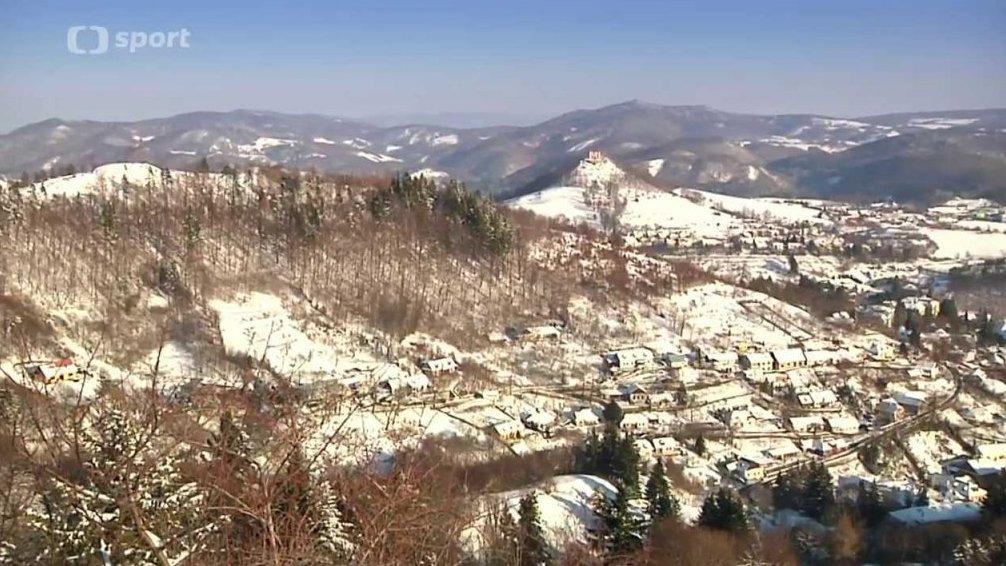 Běžkotoulky: Banská Štiavnica