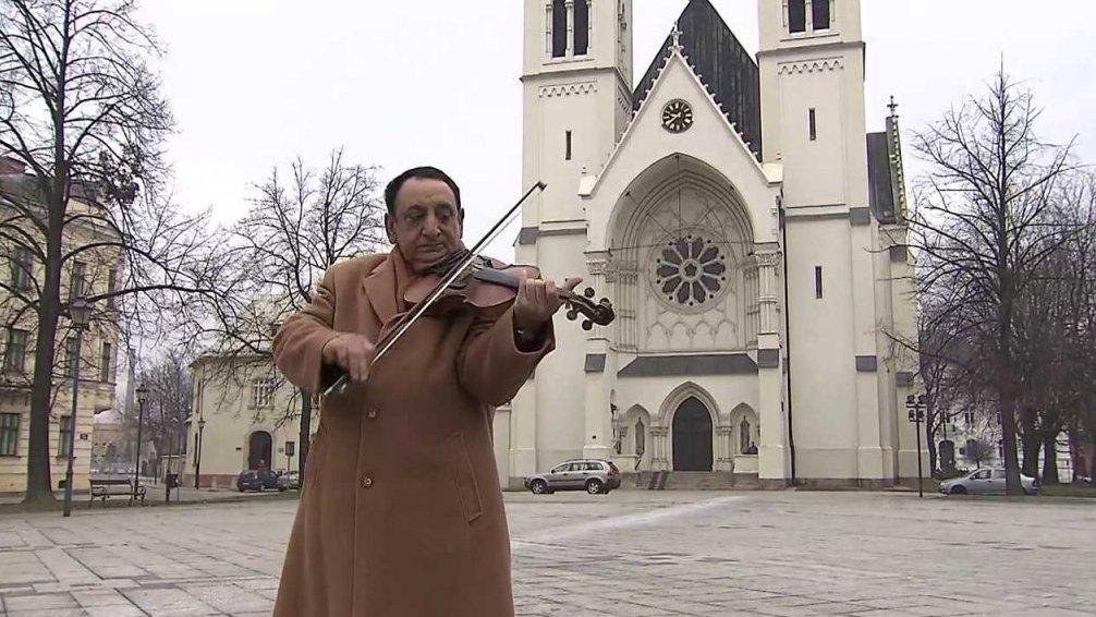 Folklorika: Kam odešly smutné housle