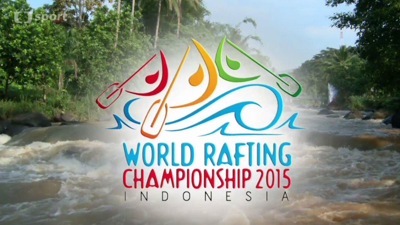 MS v raftingu 2015 Indonésie