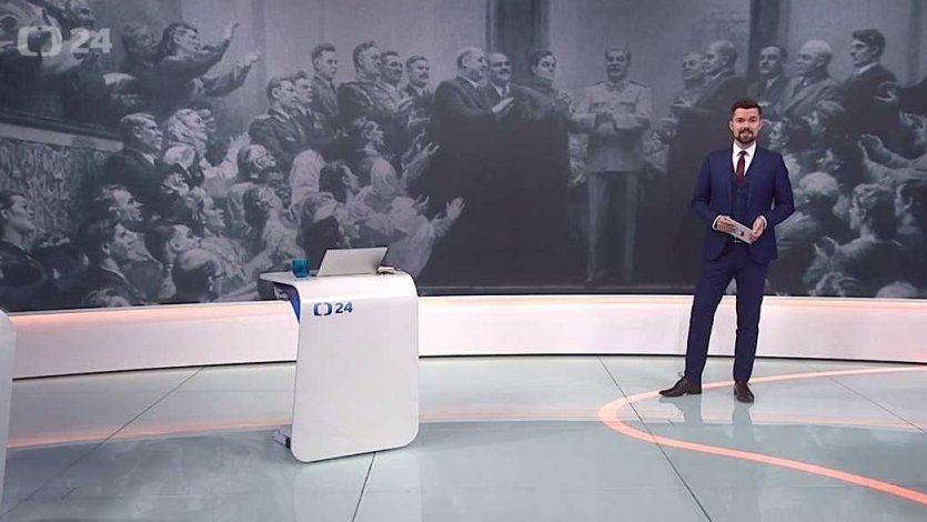 90' ČT24: Stalin – 65 let od smrti diktátora