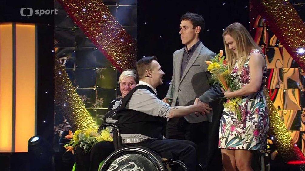 Nejlepší handicapovaný sportovec 2015