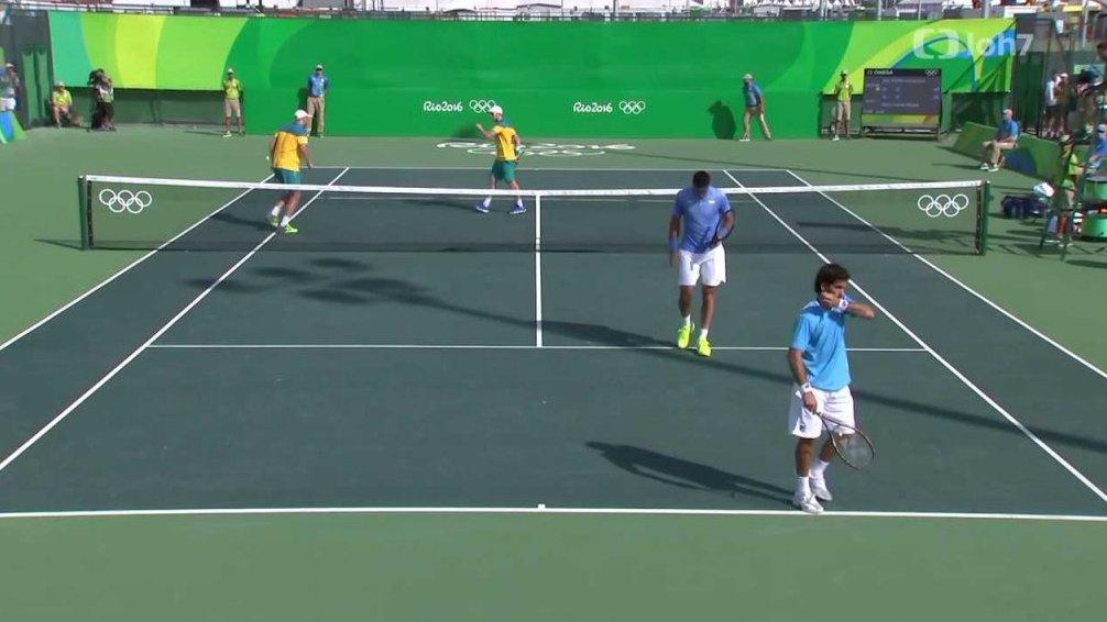 6798a0f6ef2 LOH 2016 Rio de Janeiro  Tenis  Highlights — Česká televize