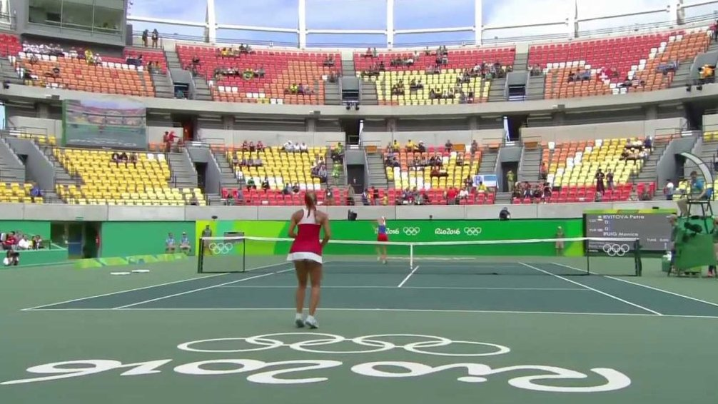 e1280cf3e2f LOH 2016 Rio de Janeiro  Tenis  dvouhra (Ž)  Semifinále — Česká televize