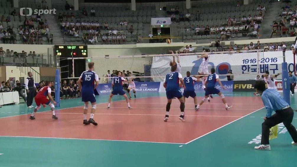 Češi ve Světové lize 2016