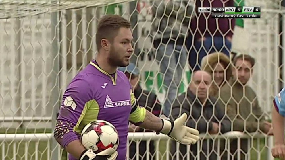 Můj fotbal: FK Vroutek - SK Ervěnice - Jirkov