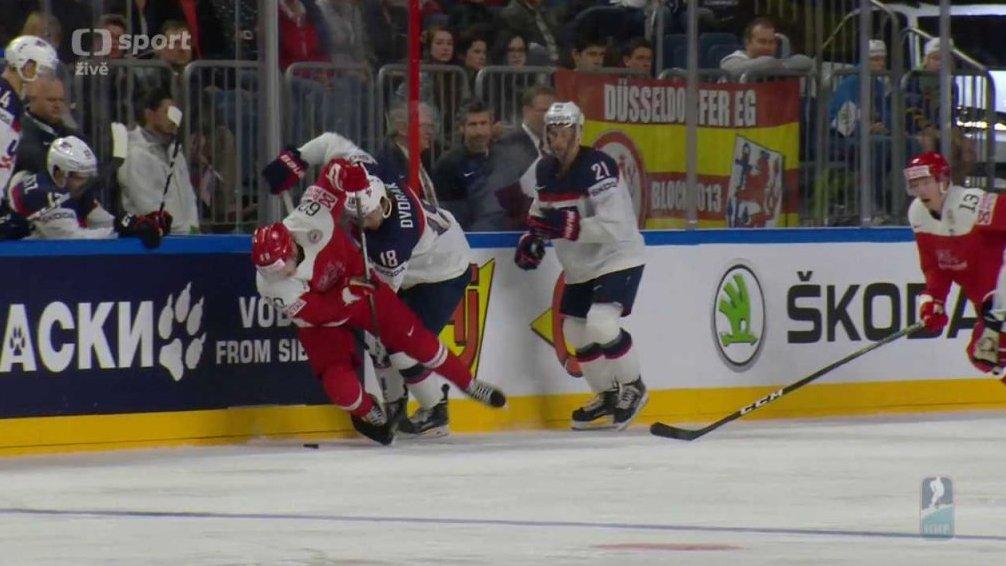 75bac416812f3 MS v ledním hokeji 2017 Německo a Francie: USA - Dánsko — Česká televize