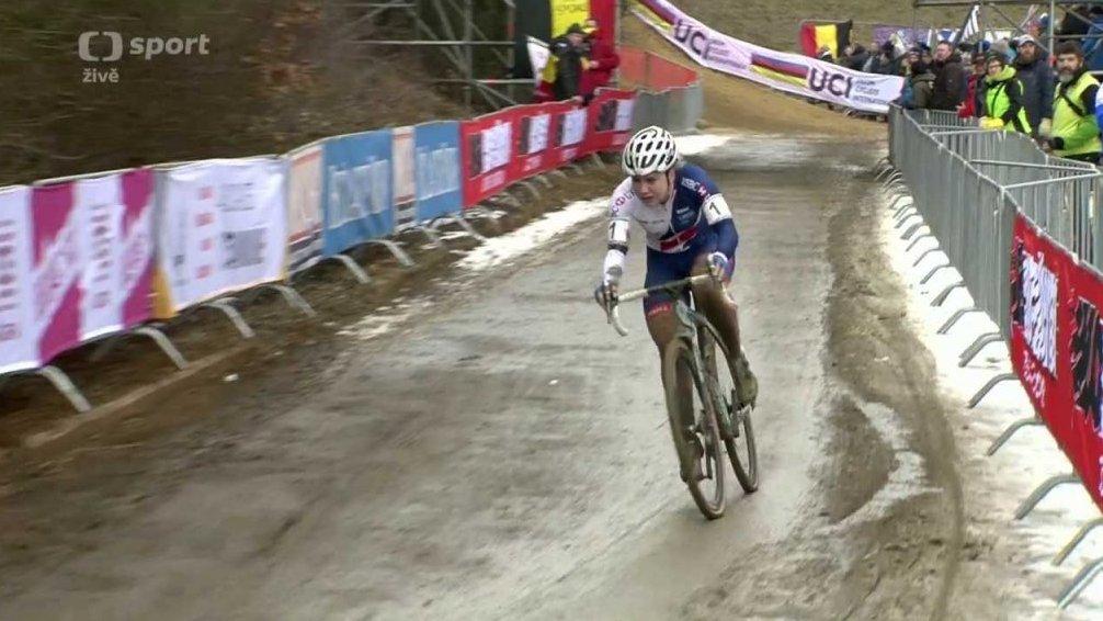 MS v cyklokrosu 2017 Lucembursko: Závod žen do 23 let