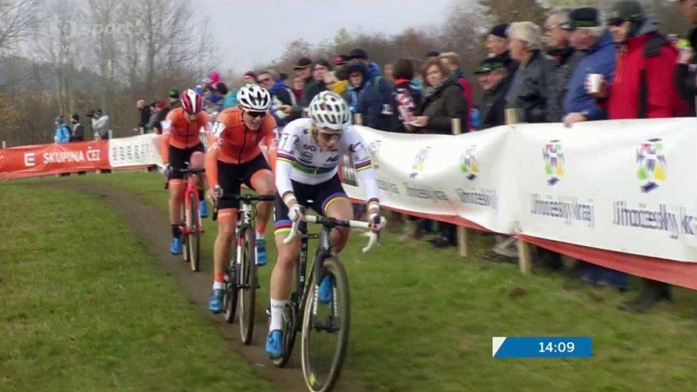 ME v cyklokrosu 2017: Závod žen