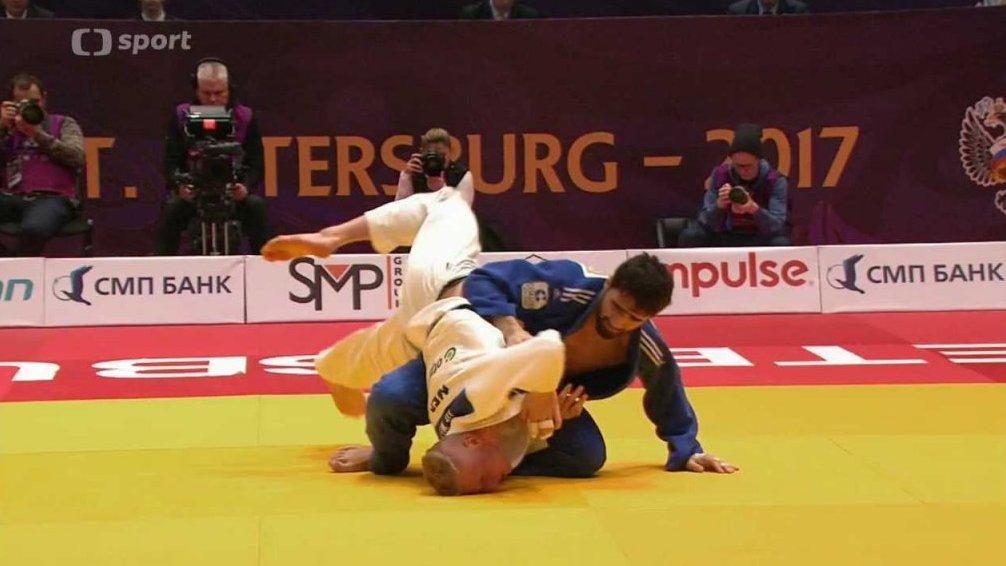 World Judo Tour 2017: Petrohrad
