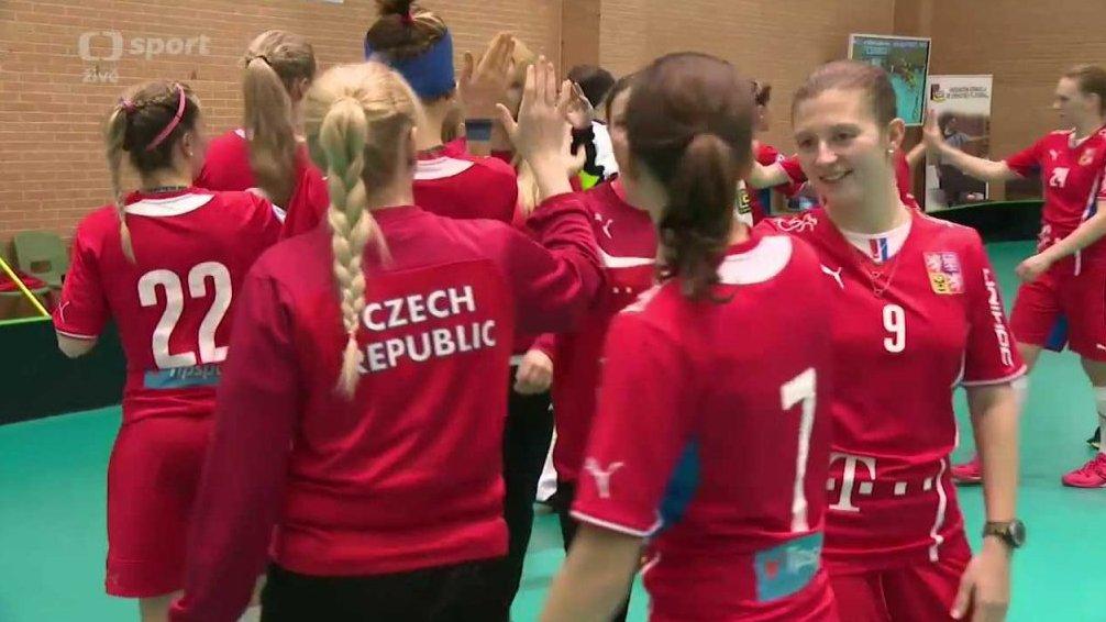 MS florbal 2017 Slovensko: Česko - Polsko