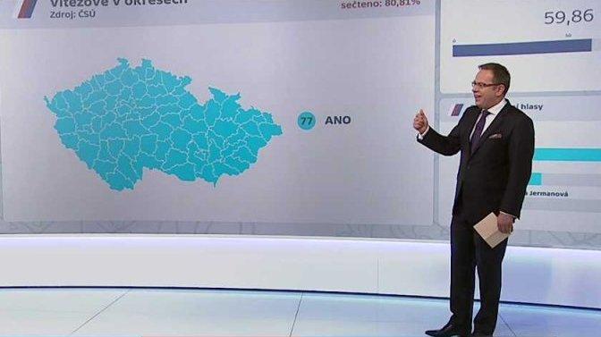 Parlamentní volby 2017: Volební centrum ČT