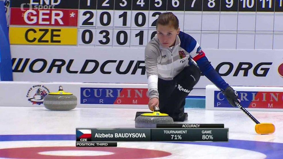 Olympijské kvalifikace v curlingu 2017: Německo - Česko