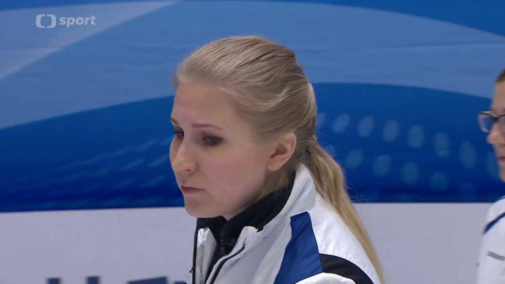 Olympijské kvalifikace v curlingu 2017: Česko - Finsko