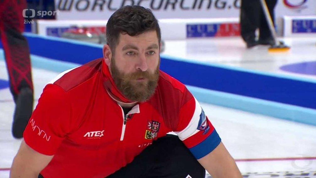 Olympijské kvalifikace v curlingu 2017: Česko - Čína