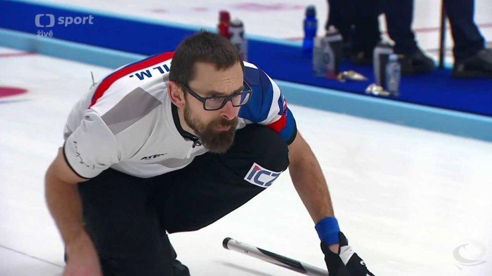 Olympijské kvalifikace v curlingu 2017: Dánsko - Česko
