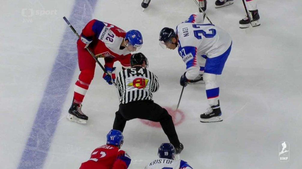 0ad3c75a8 MS v ledním hokeji 2018 Dánsko: Česko - Slovensko — Česká televize