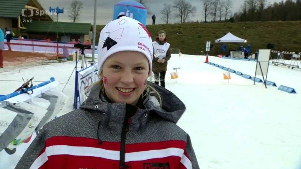 Hry VIII. zimní olympiády dětí a mládeže 2018: Lyžařský orientační běh