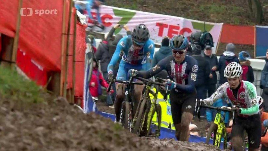 MS v cyklokrosu 2018 Nizozemsko: Závod juniorů