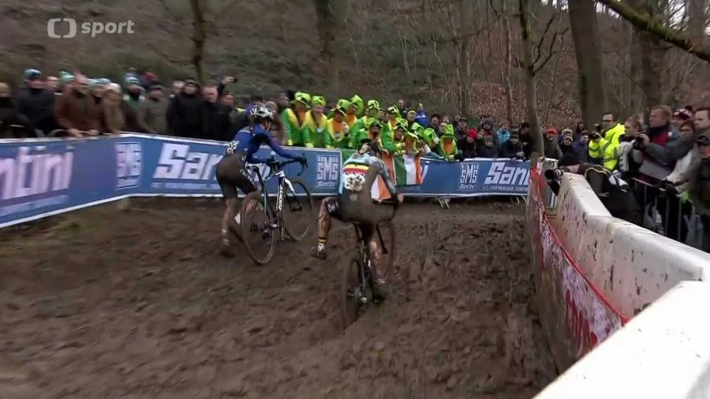 MS v cyklokrosu 2018 Nizozemsko: Závod žen do 23 let