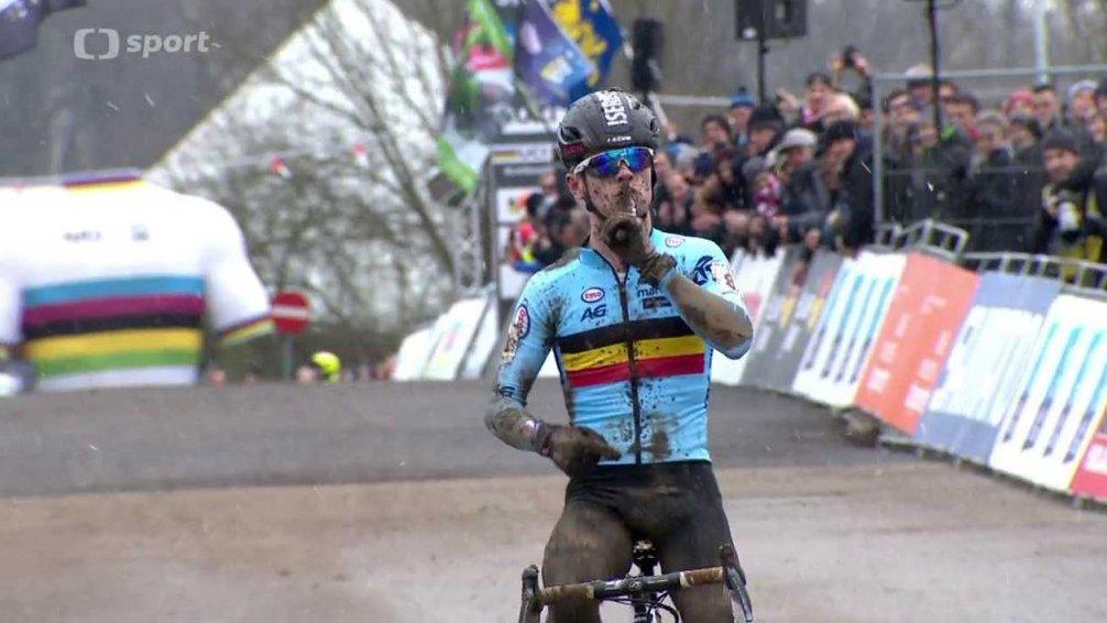 MS v cyklokrosu 2018 Nizozemsko: Závod mužů do 23 let