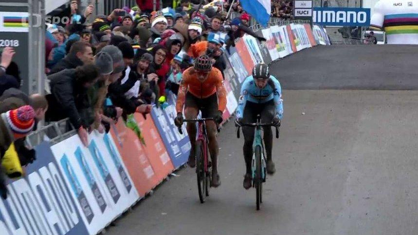 MS v cyklokrosu 2018 Nizozemsko: Závod mužů kategorie Elite
