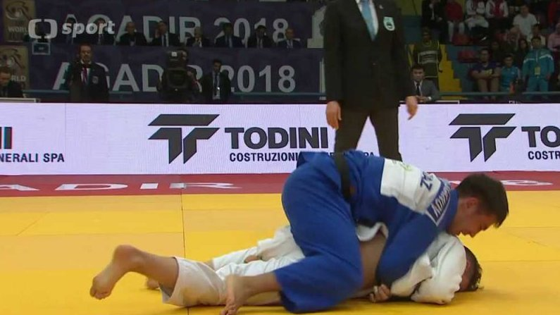 IJF World Tour 2018: Maroko