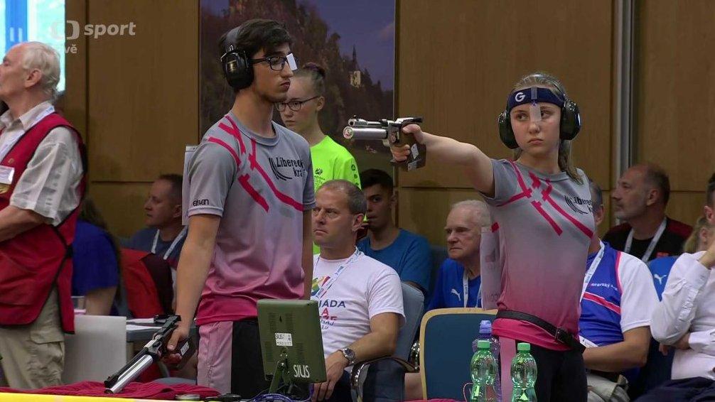 e4fe079ff Hry IX. letní olympiády dětí a mládeže 2019: Střelba — Česká televize