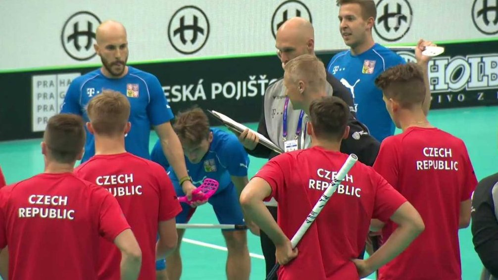 MS ve florbalu 2018 Česko  Německo - Česko — Česká televize 6ef26542de