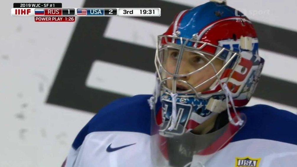 e2fa1f35a60 MS v ledním hokeji hráčů do 20 let 2019 Kanada  USA - Rusko — Česká ...