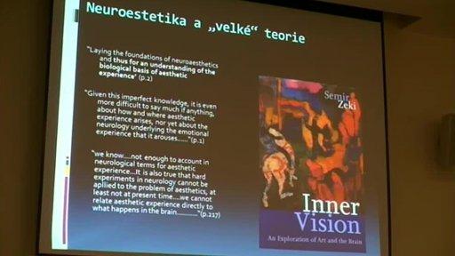 Výsledek obrázku pro Ladislav Kesner: Teorie mezi uměním, myslí a mozkem