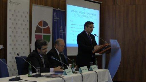 TTIP Conference: Přínosy a výzvy pro Českou republiku a Evropskou unii