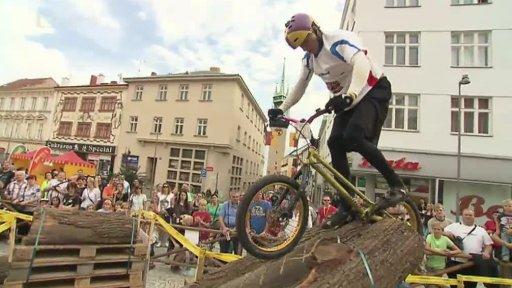 Cyklistika: ME v biketrialu 2014 Česko