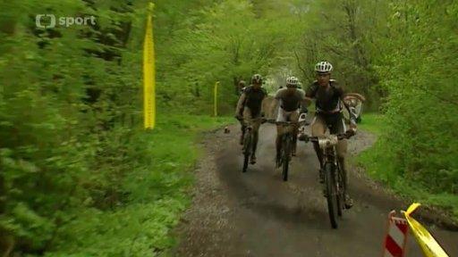 Cyklistika: Český pohár horských kol 2013 Lipník nad Bečvou